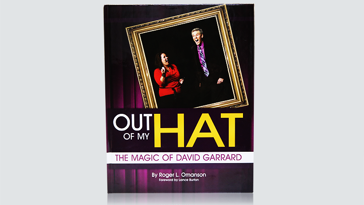 Out Of My Hat (Hardbound) by David Garrard