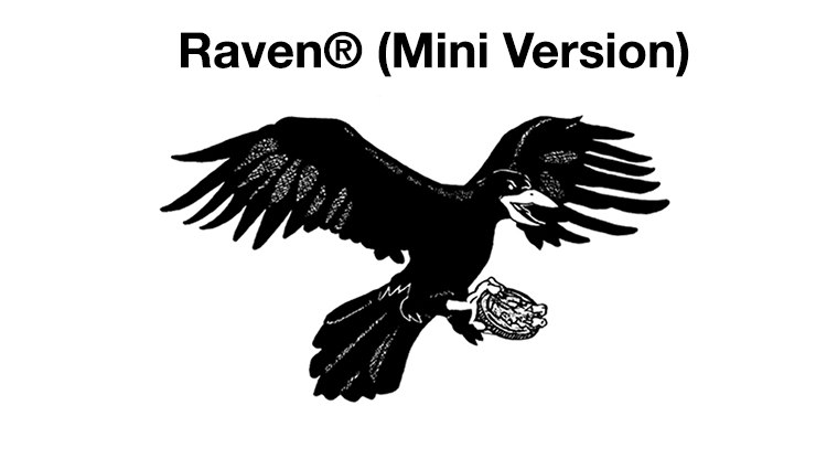 Raven (Mini Version) by Chazpro