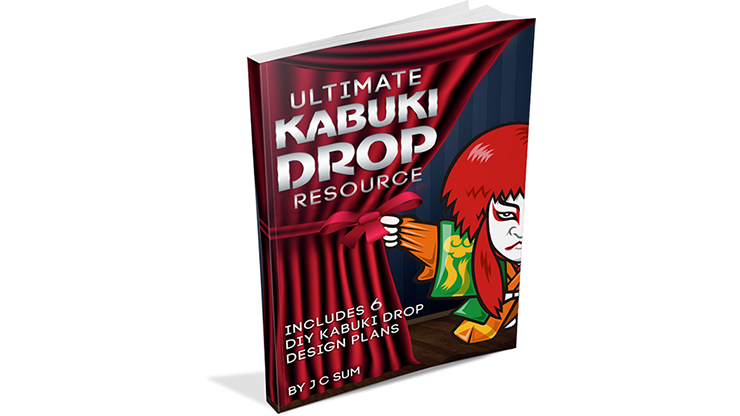 Ultimate Kabuki Drop Resource by JC Sum*