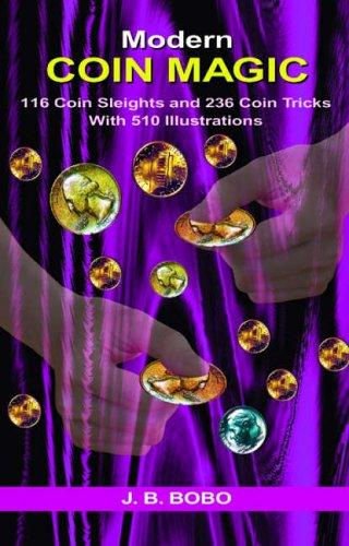 Modern Coin Magic by JB Bobo -  Sterling Publications