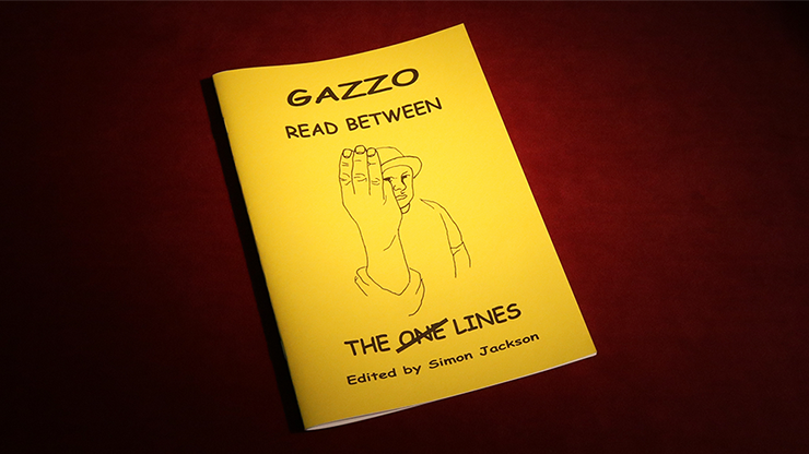 Read Between the Lines by Gazzo