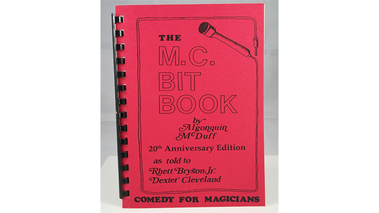 The M.C. Bit Book by Algonquin McDuff