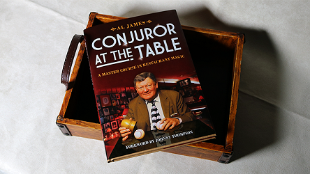 Conjuror at the Table by Al James*