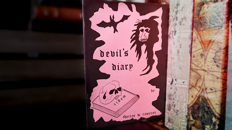 Devil`s Diary by Charles W. Cameron