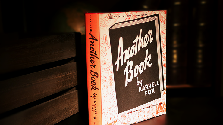 Another-Book-Limited/Out-of-Print-by-Karrell-Fox