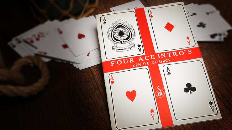 Four Ace Intro`s by Ken de Courcy*