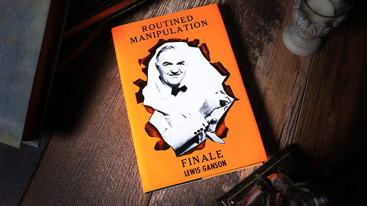 Routined Manipulation Finale (Limited/Out of Print) by Lewis Ganson*