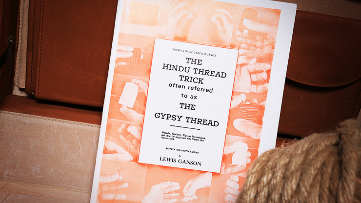 The Hindu Thread Trick by Lewis Ganson*