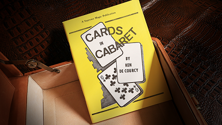 Cards in Cabaret by Ken de Courcy