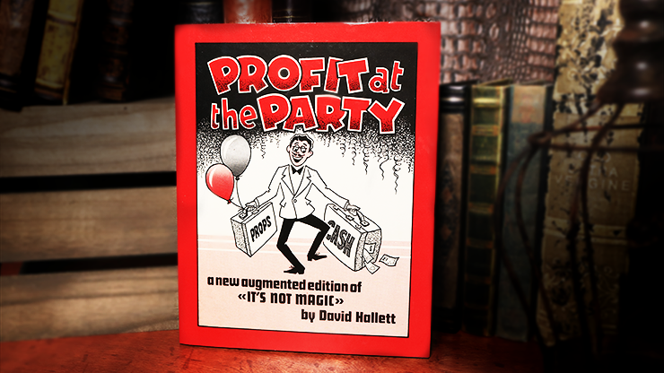 Profit at the Party (Limited/Out of Print) by David Hallett*
