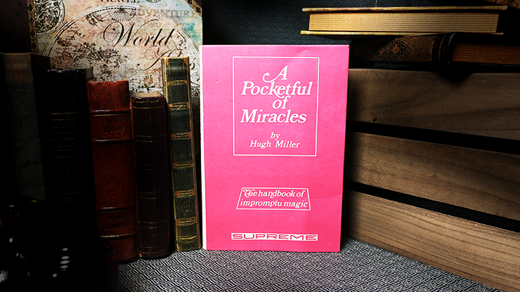 A Pocketful of Miracles (Limited/Out of Print) by Hugh Miller*