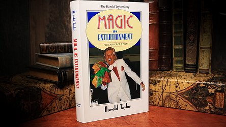 Magic as Entertainment (Limited/Out of Print) by Harold Taylor