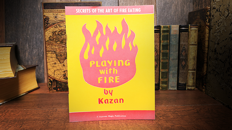 Playing with Fire (Rare/Limited) by Kazan