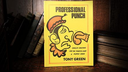Professional-Punch-by-Tony-Green