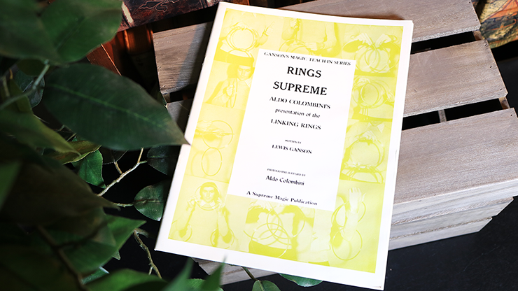 Rings Supreme by Lewis Ganson and Aldo Colombini*