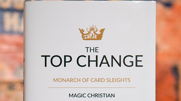 The-Top-Change-by-Magic-Christian-Hardcover