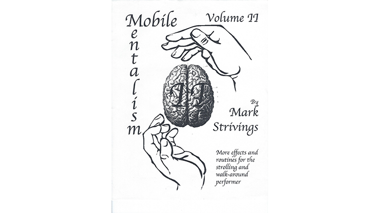 Mobile Mentalism Volume II by Mark Strivings