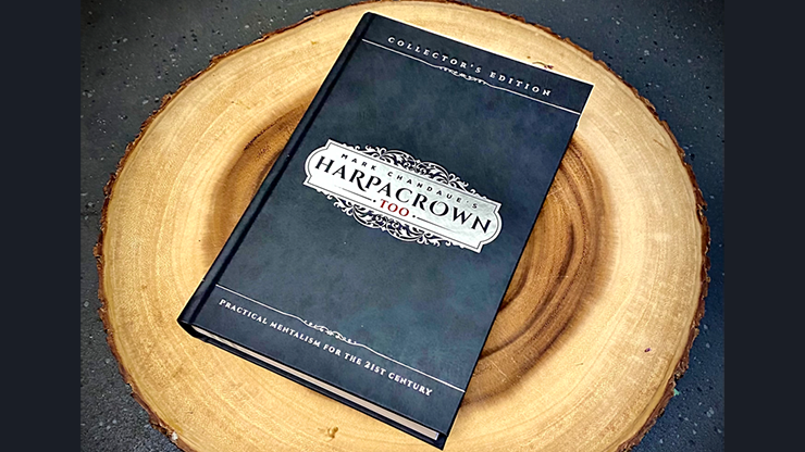 Mark Chandaue`s HARPACROWN TOO (Collector Edition)