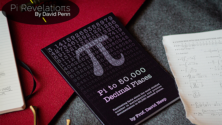 Pi Revelations by David Penn