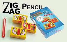 Zig Zag Pencil