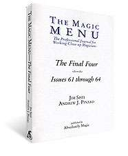Magic Menu Final Four