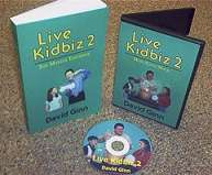 Live Kid Biz 2 - David Ginn