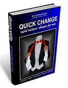 Quick Change Rapid Costume Changes For Men