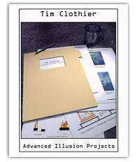 Advanced Illusion Projects