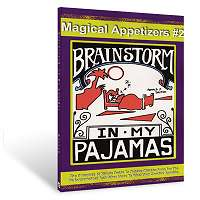 Brainstorm In My Pajamas by Ron Dayton