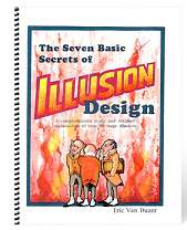 Seven Basic Secrets Of Illusion Design