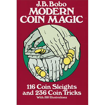 coin magic books