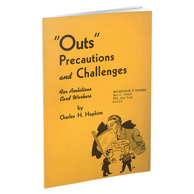 Outs -  Precautions & Challenges - eBook DOWNLOAD