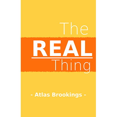 The-Real-Thing-by-Atlas-Brookings-eBook-DOWNLOAD