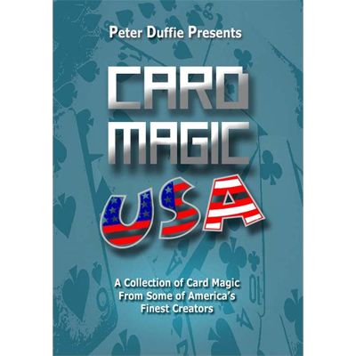 Card Magic USA by Peter Duffie eBook DOWNLOAD*