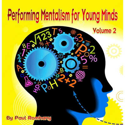 Mentalism-for-Young-Minds-Vol.-2-by-Paul-Romhany--eBook-DOWNLOAD