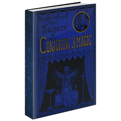 Secrets of Conjuring And Magic by Robert Houdin  - eBook DOWNLOAD