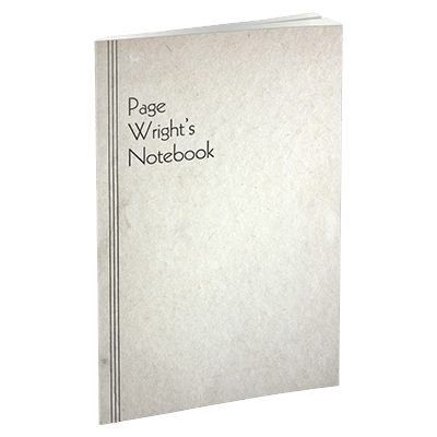 Page Wright's Notebooks  - eBook DOWNLOAD