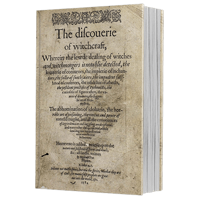 Discoverie of Withcraft by  Reginald Scot - eBook DOWNLOAD