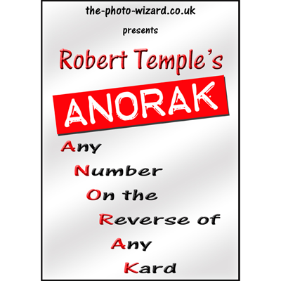 A.N.O.R.A.K. by Robert Temple - DOWNLOAD Ebook