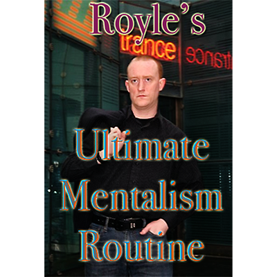 Royles Untimate Mentalism Routine - ebook DOWNLOAD