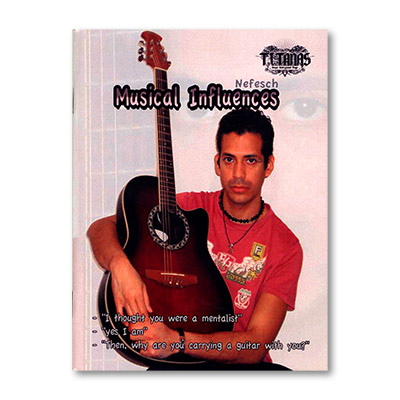 Musical-Infuences-by-Nefesch-eBook-DOWNLOAD