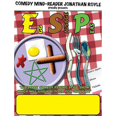 Egg -  Sausage & Peas (ESP) by Jonathan Royle - eBook DOWNLOAD