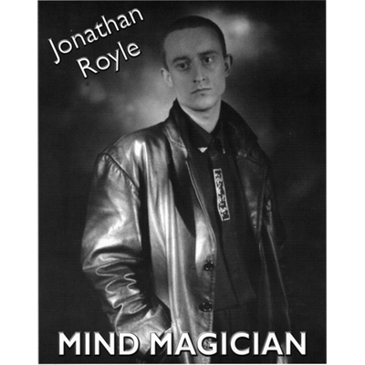 Confessions of a Psychic Hypnotist - Live Event by Jonathan Royle - eBook DOWNLOAD