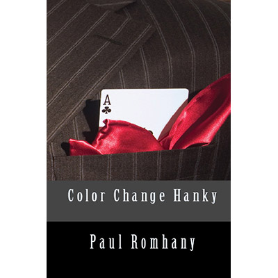 Color Change Hank by Paul Romhany - eBook DOWNLOAD