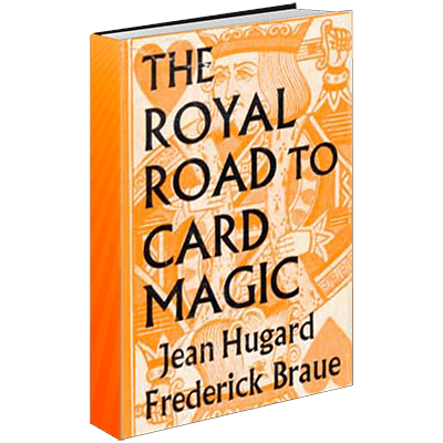 Royal Road To Card Magic - eBook DOWNLOAD