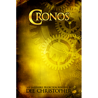 Cronos by Dee Christopher - ebook DOWNLOAD
