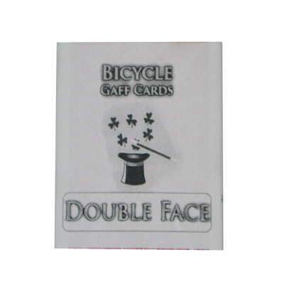 Cards - Double Face Bicycle