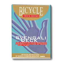 Svengali Deck - Bicycle Back
