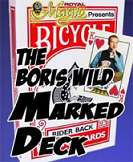 Boris Wild Marked Cards