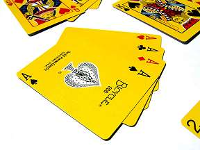 Reverse Yellow Deck